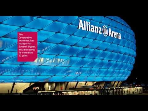 Allianz ranked before as the largest insurance company in the world