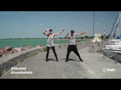 Pitbull - Hoy Se Bebe ft. Farruko - Zumba®Fitness by Katalin Ferencz and István Kunhalmi