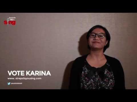 Strepsils Yousing Contest - Karina
