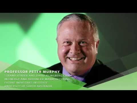 Clunies Ross Innovation Award 2016 - Professor Peter Murphy