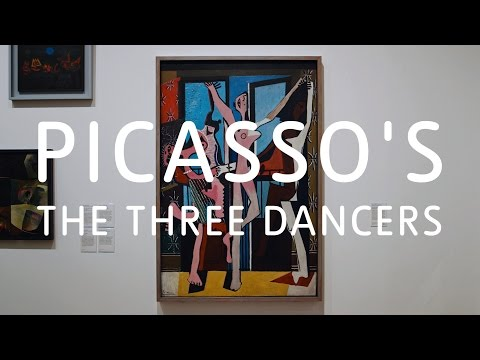 Pablo Picasso's The Three Dancers | TateShots