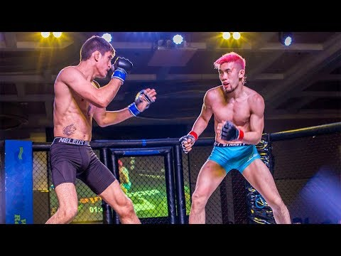 Mixed Martial Arts Fight Promotion in Upstate NY - Cage Wars