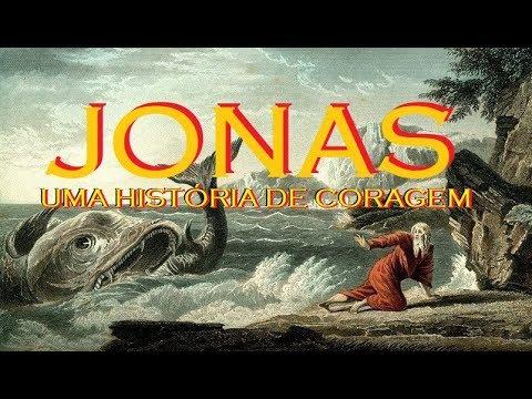 JONAS - Uma História de Coragem Humana e Compaixão Divina - CONFIRA!!!