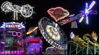 Wild Fair Rides & Wacky Food at the Florida Strawberry Festival