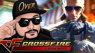 Jogando com os INSCRITOS - CrossFire: Legends (BAIXE O JOGO link na descrição)