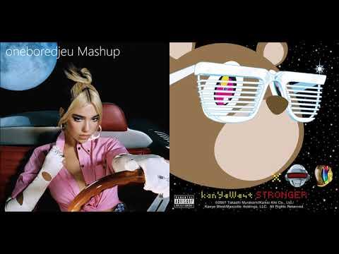 I Need You To Hurry Up - Dua Lipa vs. Kanye West (Mashup)