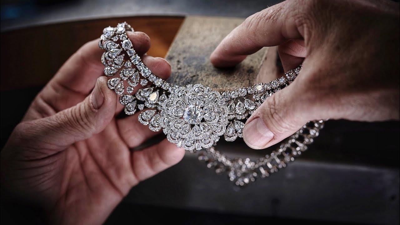 Top 10 | Most Beautiful Diamond Jewelry From Chopard