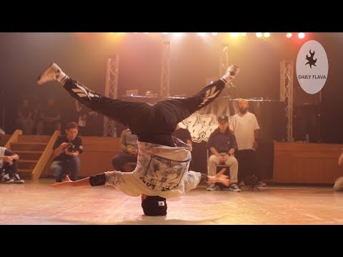 Bgirl Yuika Vs. Konoha. Battle Of The Year Japan. Bgirl Top 8.