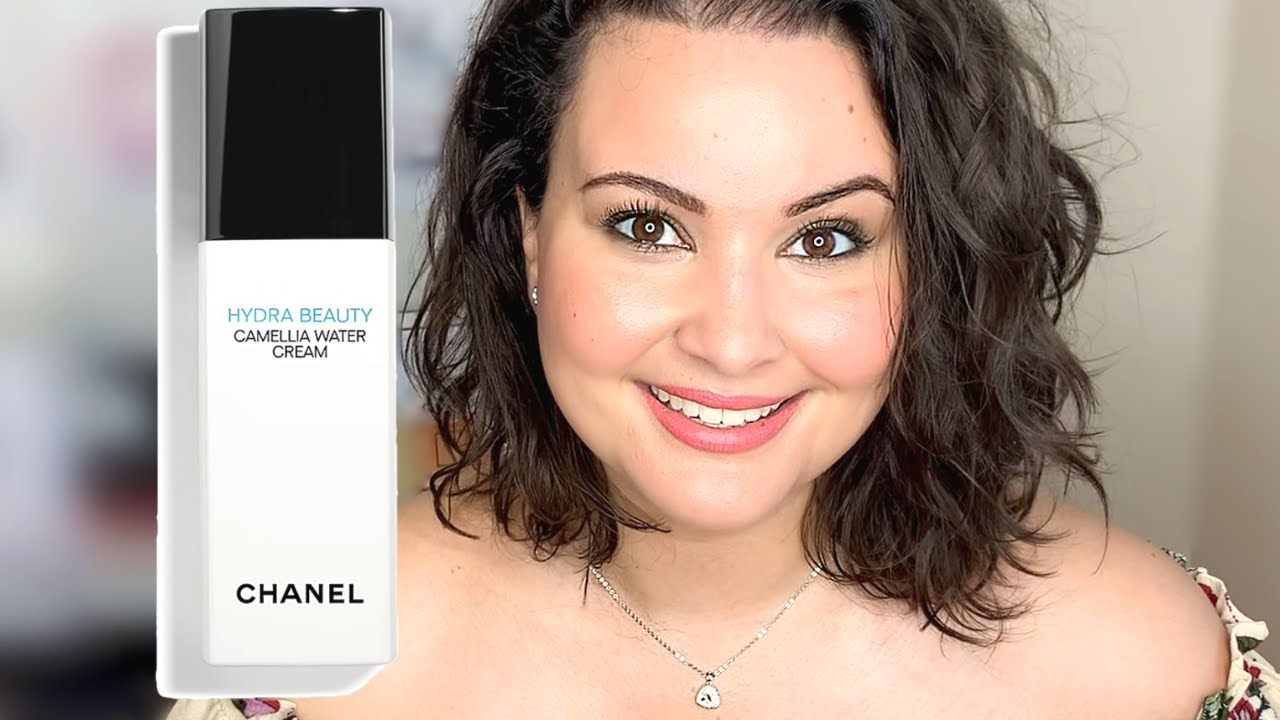 Chanel Water Cream Review Hydra Beauty Youtube