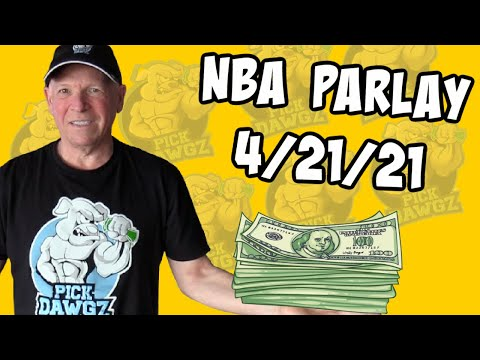Free NBA Parlay Mitch's NBA Parlay for 4/21/21 NBA Pick and Prediction