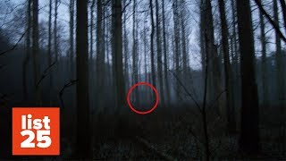 25 CREEPY Things Found In The Woods