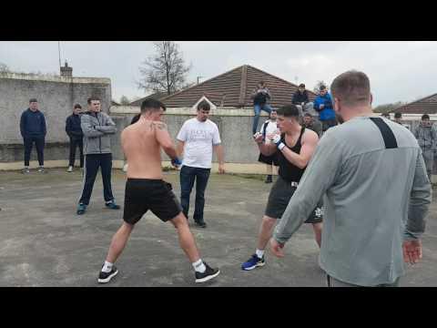 John stokes vs Eddie stokes