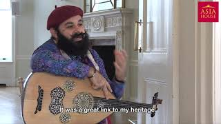 Joseph Tawadros - Preview of Asia House oud concert