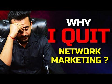 Network Marketing छोड़ने के 5 कारण | Why I Quit MLM?
