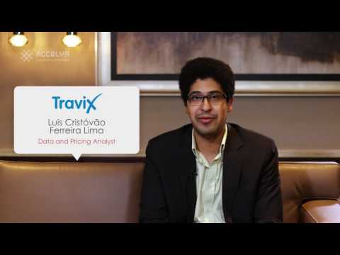 Travix International – eTAMIS  Luis Cristovao Ferreira Lima, Data and Pricing Analyst