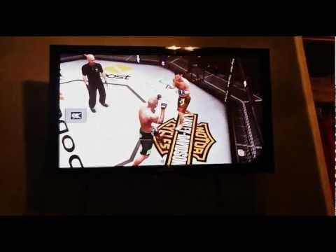 Thiago Alves vs. Matt Hughes- UFC Undisputed 3