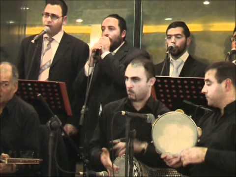 יחיאל נהרי בהופעה חיה ירושלים