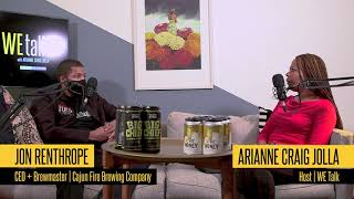 Black-Owned Brewing Company CEO Talks About Inequities In The Industry