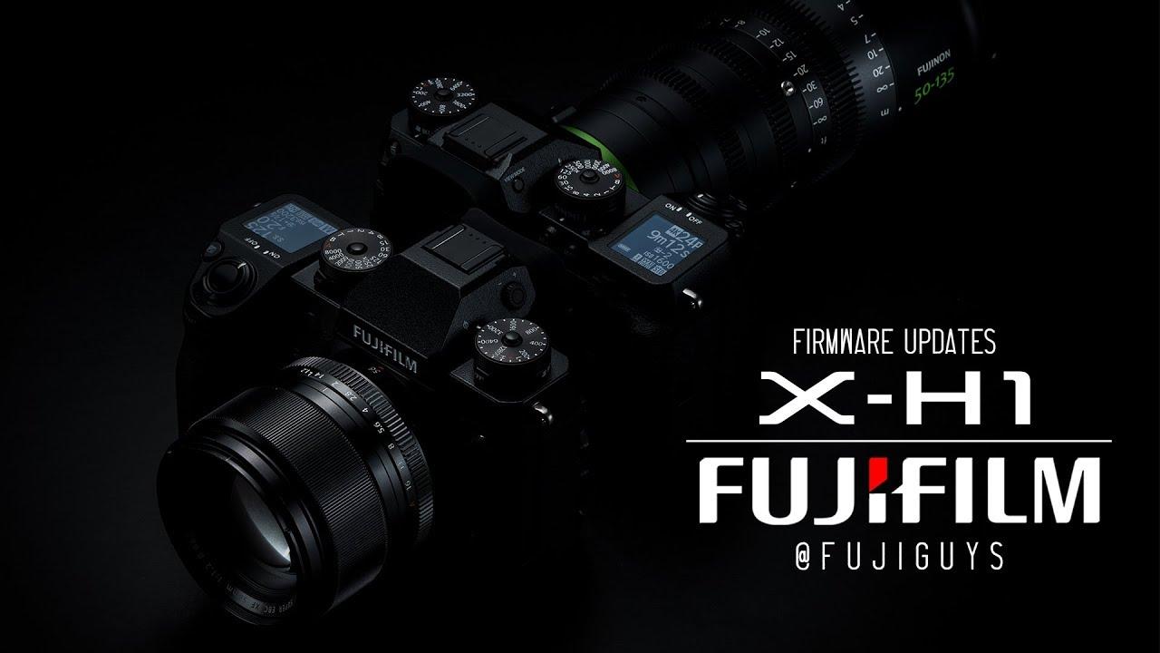 Fuji Guys - FUJIFILM Cameras - Firmware Updates