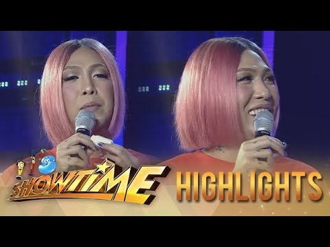 It's Showtime Miss Q & A: Vice to Anne,