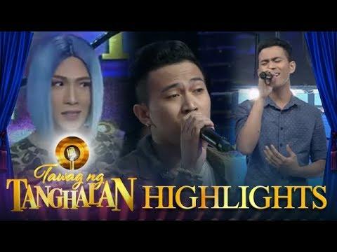 Tawag ng Tanghalan: Vice Ganda is amused with Samuel and Daniel's duet!