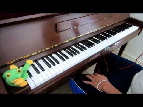 Alive - Krewella [Piano Cover]