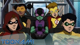 Extrait 1/4 (film) | Teen Titans Judas Contract | Toonami