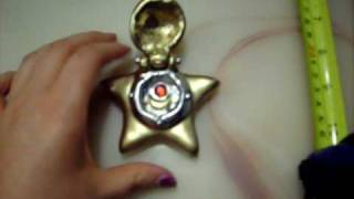 Sailor Moon: Star Locket for cosplay with chain!