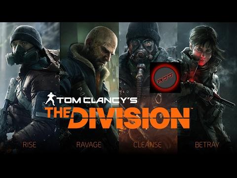 The Division - PvP Survival - 4 Man, Let's Wreck It