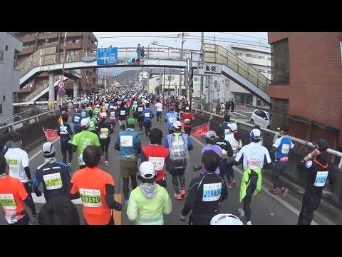 京都マラソン2015(Kyoto Marathon2015)【0km~42.195km】