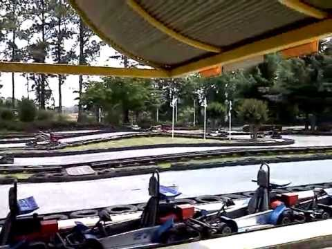 Malibu Grand Prix Norcross go carts - YouTube