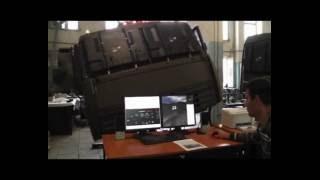 Тренажер вождения автомобиля КАМАЗ