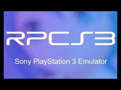 Emulateur PS3: Tuto installation et utilisation - YouTube