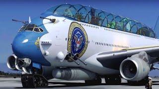 10 Самых дорогих президентских самолетов в мире