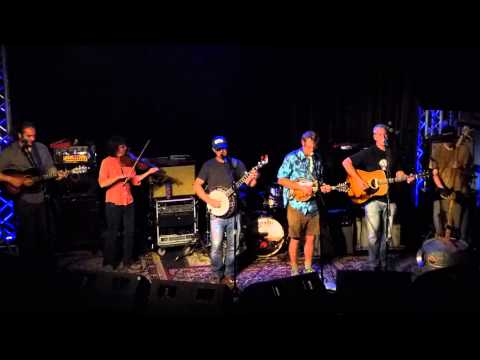 Spare Rib and the Bluegrass Sauce - Rocky Mountain Jackalope - What Tears Are For - All Night Long