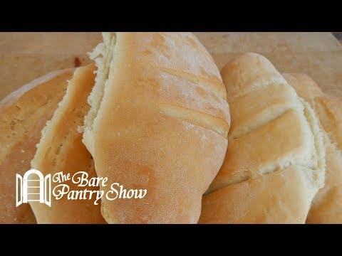 How to Make Bolillos | Mexican Sandwich Bread | Tortas
