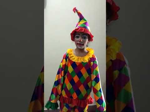 Joker (clown) dialogues for fancy dress competition in school - YouTube 94b97fd39