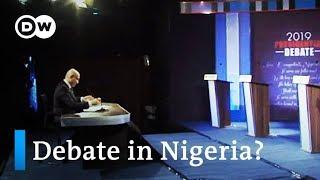 Nigeria: Buhari dodges televised presidential debate   DW News