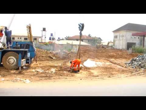Mobile Crane Operator Training Practicals in Port Harcourt 2