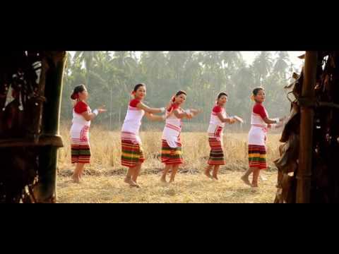 Assamese Song Hajong Dress