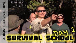 5 SURVIVAL PRIORITIES - You'll DIE Without  - Laws of 3s - Ultimate Survival Challenge - DAY 1