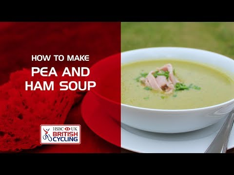 How To Make: Pea And Ham Soup
