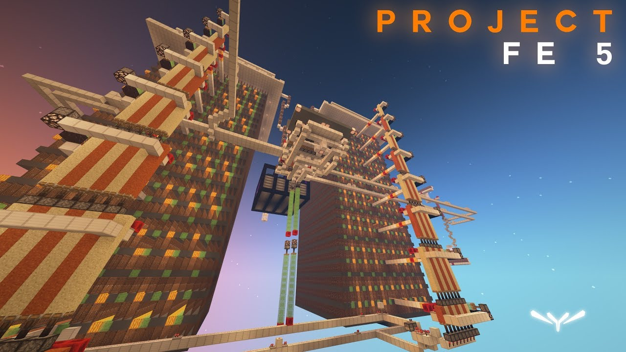 Project Fe: 5 | 2049 Villages Scalable Iron Farm | 80 000 Iron/h  | Minecraft 1.13 / 1.12