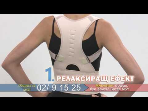 Activ Posture (Актив Посчър) - коригиращ колан за правилна стойка