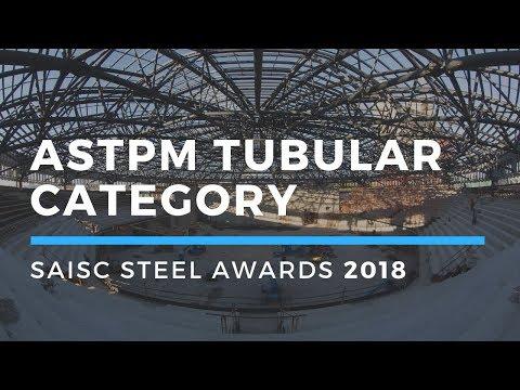 ASTPM Tubular Category - Steel Awards 2018