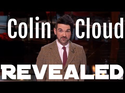 REVEALED - Colin Cloud's Semi-Final Twitter Trick on AGT!