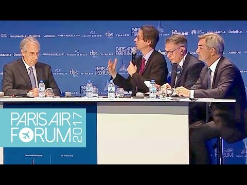 "PARIS AIR FORUM | Quel(s) avion(s) pour le ""middle of the market"" ?"