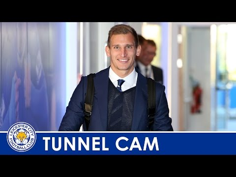 Tunnel Cam | Leicester City Vs Southampton 2016/2017