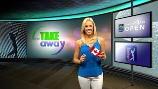 The Takeaway | DJ the magician, a hockey referee and #golfishard
