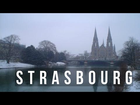 Speaking German In FRANCE? | VLOG